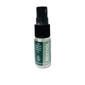Menthol Tobacco Flavour Spray
